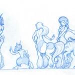 Centaur/Satyr Lineup