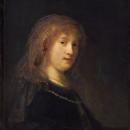Fancy Animals - Rembrandt - Saskia