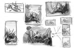 Standoff - Sketches 2