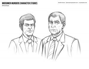 Midsomer Murders Character Studies