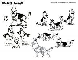 Broker & Son - Zeke Design